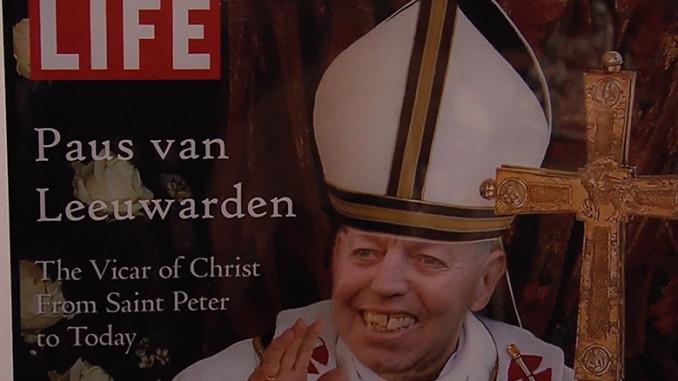 Paus van Leeuwarden