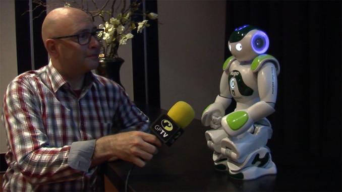 Hampshire Hotel Oranje Robot