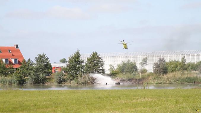 Vliegbasis Crasht F5 Beetgum Leeuwarden