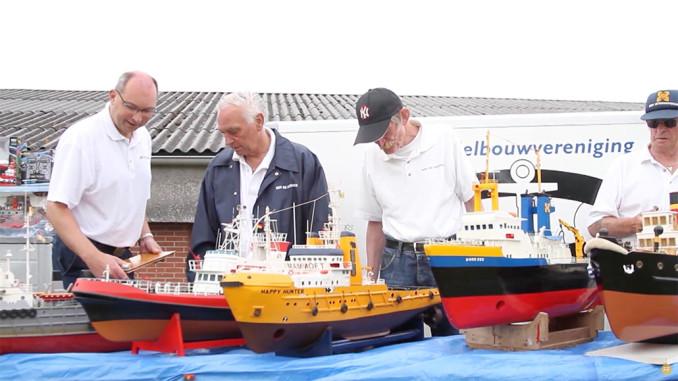 Skipper modelbootjes