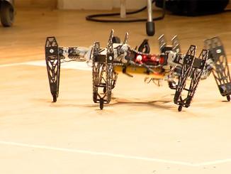 robotspinnen NHL robot spiders