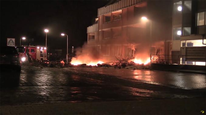 explosie flat