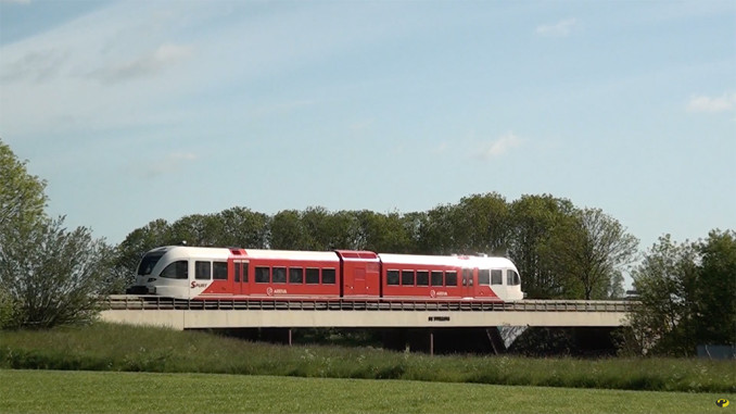 Extra treinen skutsjesillen