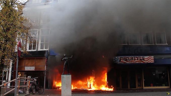 brand Kelders Leeuwarden