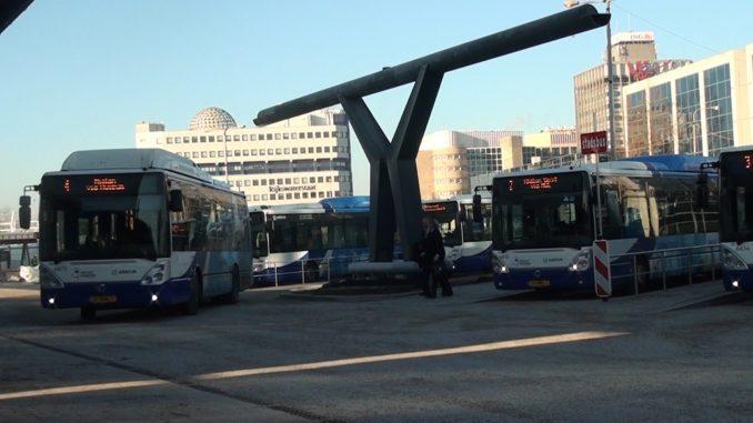 Ligger Busstation LWD