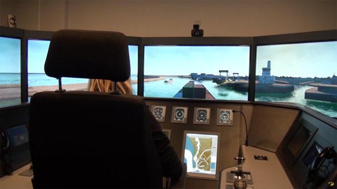 binnenvaartsimulator