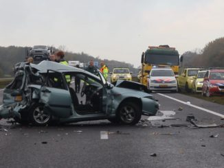 Dodelijk ongeval Joure