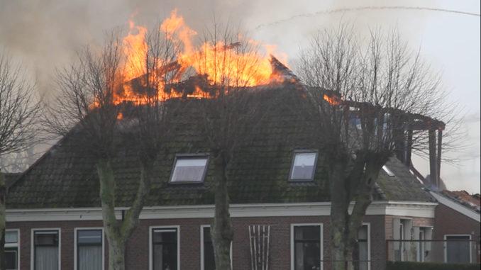 Boerderijbrand Wytgaard