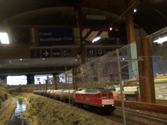 Friese modelbaan club