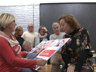 Brûsplak Huizum-West krijgt bonuscheque €2018,-