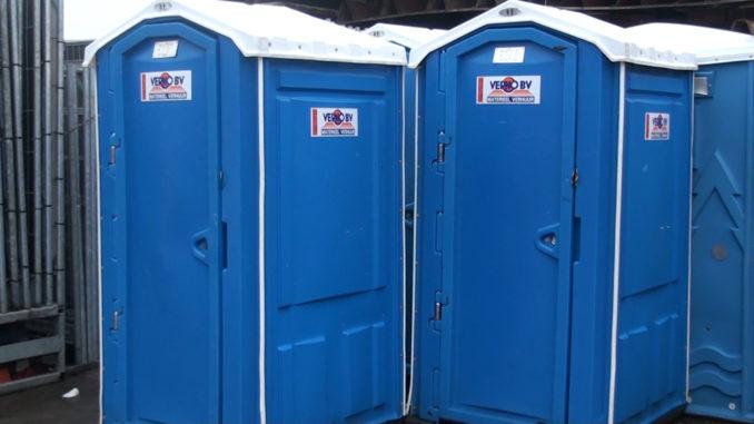 Duurzame toiletten