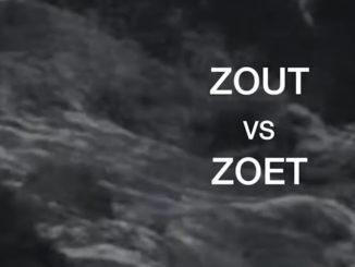 Zout vs Zoet