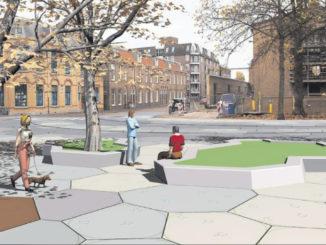 Ontwerp Blokhuisplein