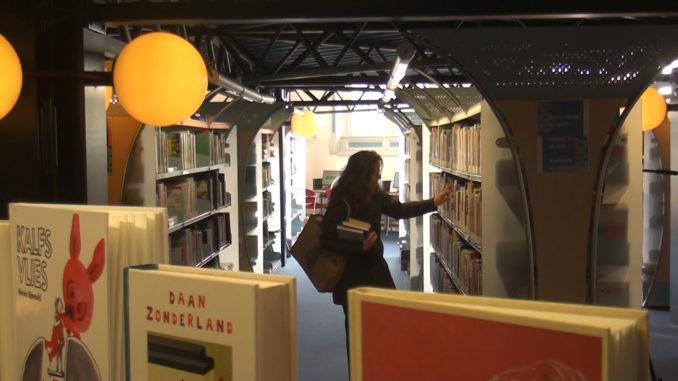Meer jongeren naar bibliotheek