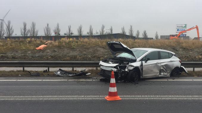 Ongeval N31