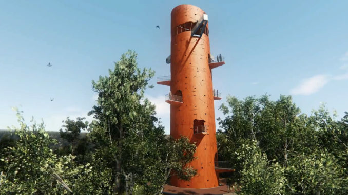 Trouwen op de Bosbergtoren