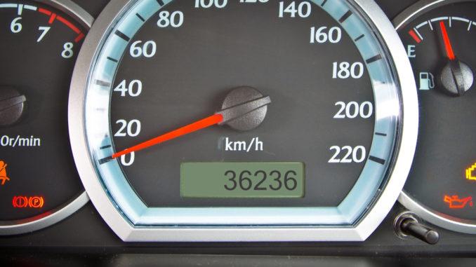 Garagehouder sjoemelt met BPM meter