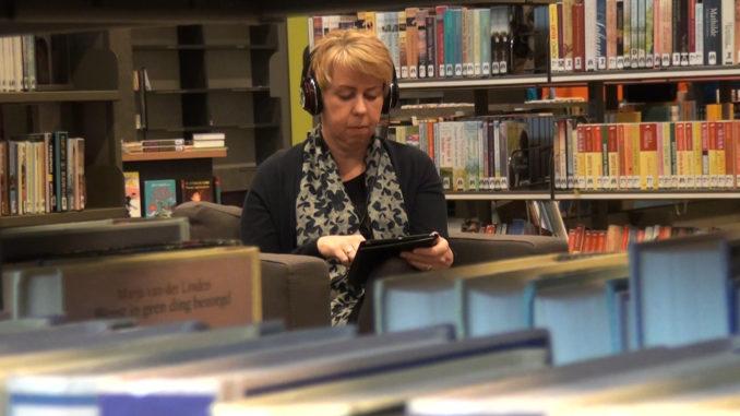Bibliotheek heeft luisterboek-app