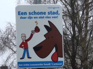 Campagne tegen hondenpoep gestart