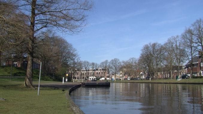 Lentekriebels in Friesland