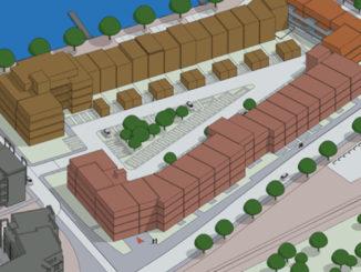 Nieuwbouw Dukdalfterrein Harlingen